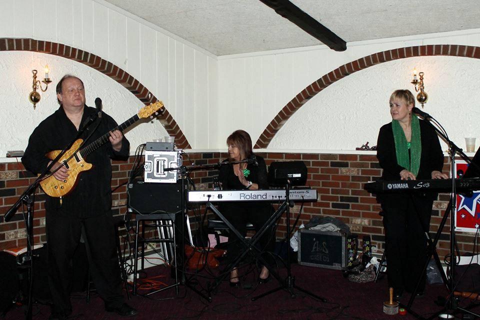 Phil N Roxy Trio